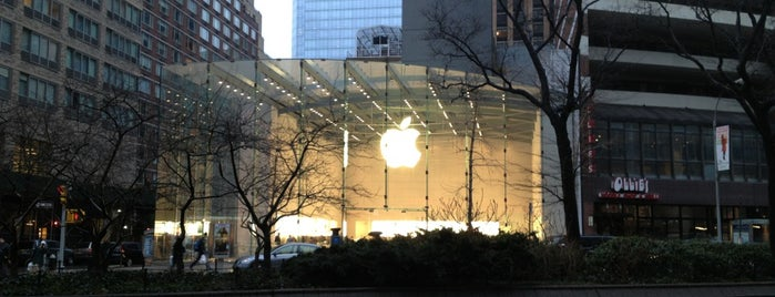 Apple Upper West Side is one of NYC.