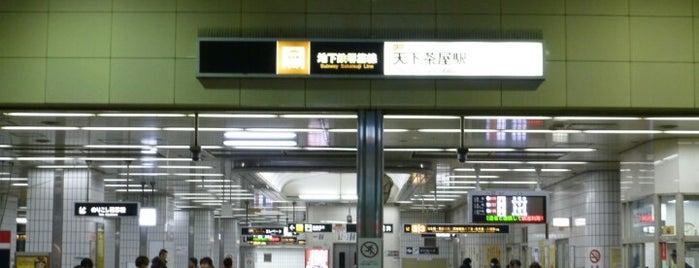 Lugares favoritos de Kazuaki