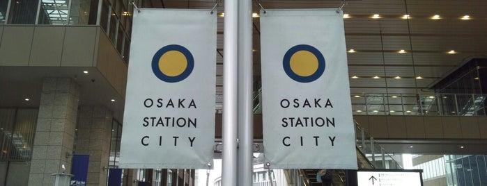 Osaka Station City is one of Orte, die ZN gefallen.