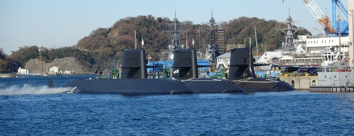 Commander Fleet Activities Yokosuka Headquarters is one of lieu a Tokyo 3.