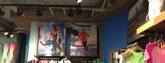 lululemon athletica is one of NYC.