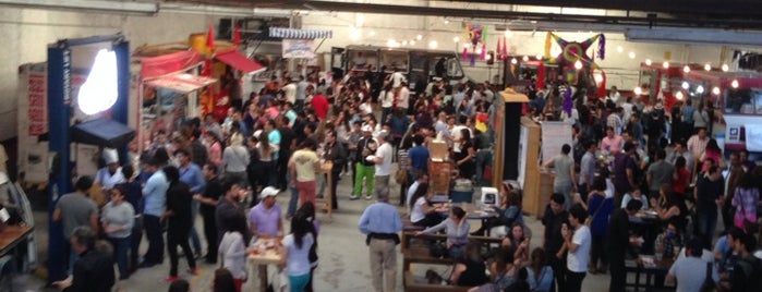 Food Truck Bazar is one of DF.