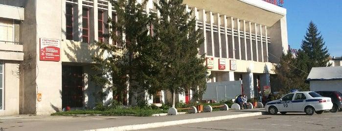 Samara Central Bus Station is one of 5 Просто удивительно!!! Вы знаете, что....