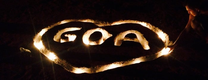 Namaste Goa is one of Alexander: сохраненные места.