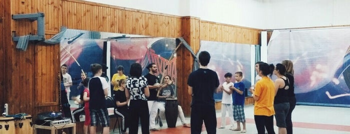 Capoeira CDO CM Tico is one of Capitan'ın Beğendiği Mekanlar.