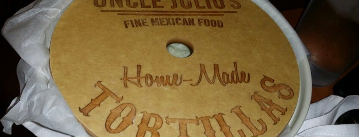 Uncle Julio's is one of Date Night Ideas.