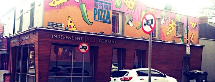 The Independent Pizza Company is one of Dublin: Favourites & To Do.