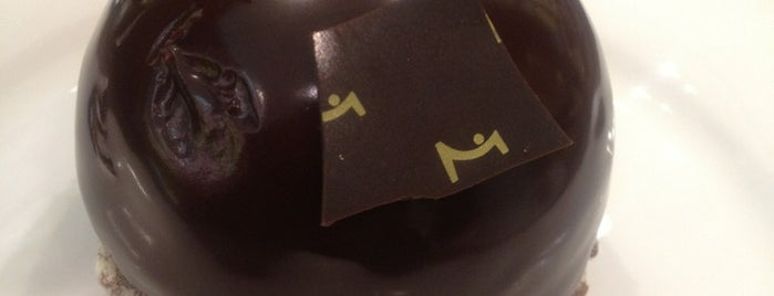 La Maison du Chocolat is one of Dubai's must places.