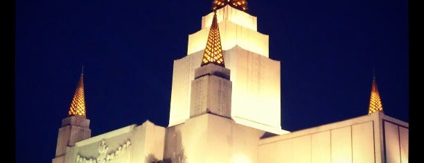 Oakland California Temple is one of Sightseeings.