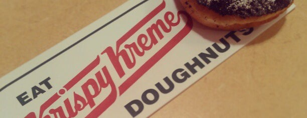 Krispy Kreme Doughnuts is one of Andres 님이 좋아한 장소.