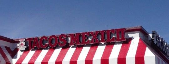 Tacos Mexico is one of Lieux qui ont plu à Derek.