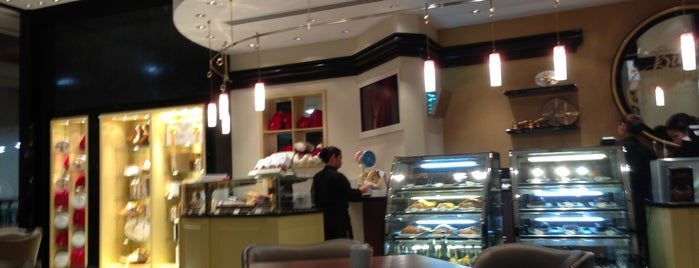 Butlers Chocolate Cafe is one of Fatma 님이 좋아한 장소.
