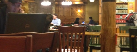 Caribou Coffee is one of Food.