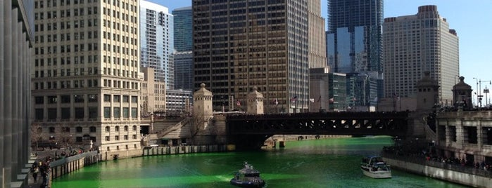 Green River is one of Chicago*.