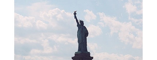 Statue of Liberty is one of Fav Cities!.