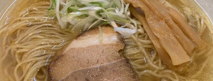 中華蕎麦きみの is one of Locais curtidos por Masahiro.