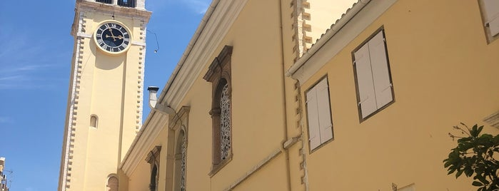 Old Town of Corfu is one of Corfu, Greece.
