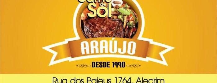 Carne de Sol do Araújo is one of Kalyana : понравившиеся места.