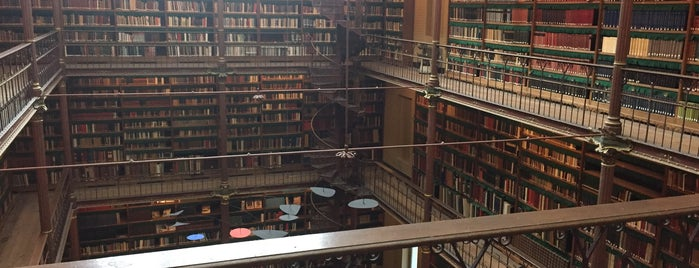 Biblioteek Rijksmuseum is one of Amsterdam.