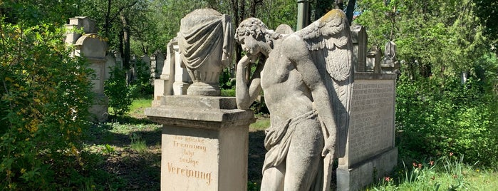 St. Marxer Friedhof is one of Vienna.