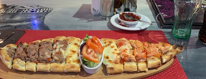 Turkish House Grill Lounge is one of Рестораны.