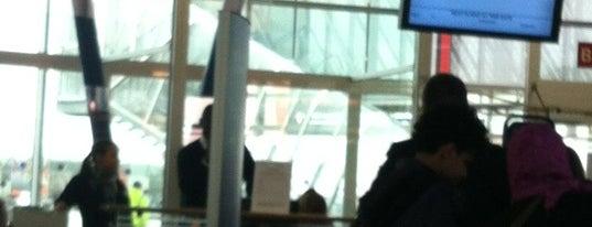 Gate B32 is one of Geneva (GVA) airport venues.