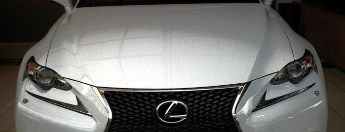 Lexus Bangkok is one of Rachel's Liked Places.