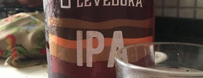 Levedura is one of Craft beer in São Paulo.