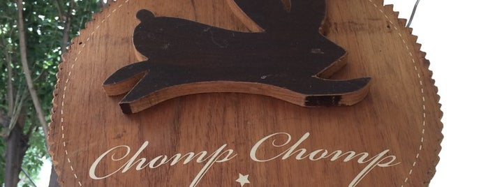 Chomp Chomp is one of [To-do] Coffee@DF.