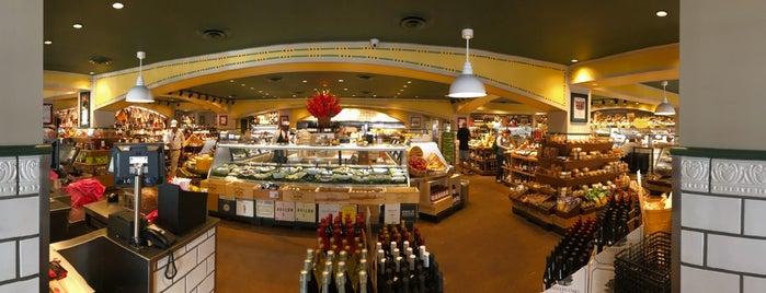 eatZi's Market & Bakery is one of Texas.