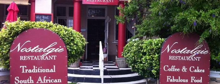 Nostalgie Restaurant is one of Anechka'nın Kaydettiği Mekanlar.