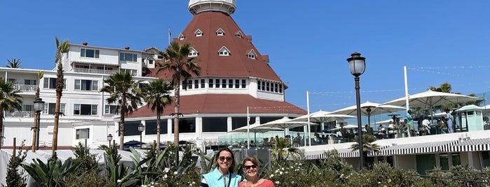 Hotel Del Coronado is one of San Diego.