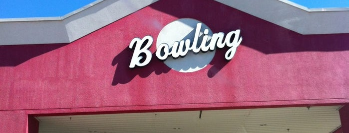 Funquest Bowling Lanes is one of Lieux sauvegardés par Jacque.