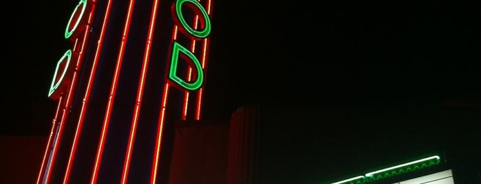 Lakewood Theater is one of Dallas Observer 10X.