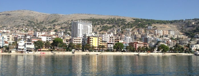 Sarandë is one of Locais curtidos por Niko.