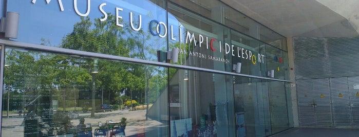 Museu Olímpic i de l'Esport is one of Barcelona en 5 días.