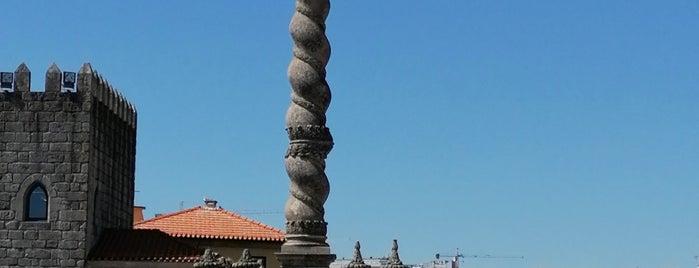Torre da Rua de D. Pedro Pitões is one of Porto.