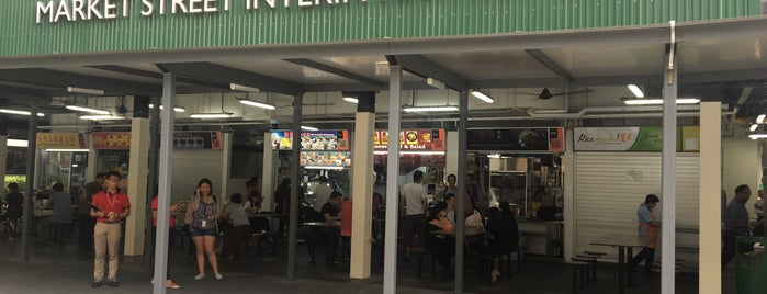 Market Street Interim Hawker Centre is one of Singa.
