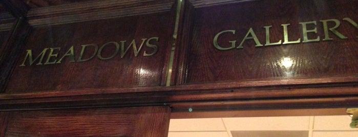 Meadows Gallery is one of สถานที่ที่ Cameron ถูกใจ.