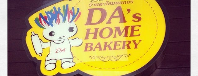 DA's Home Bakery is one of Thailand.