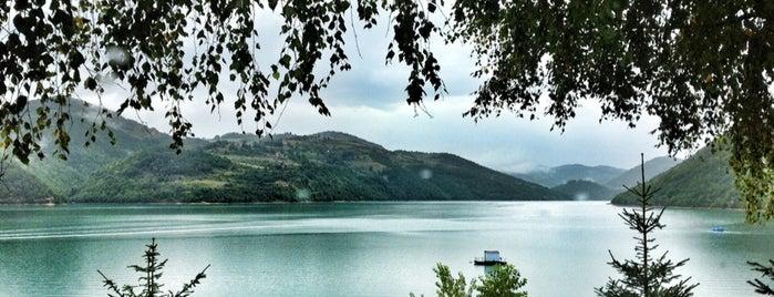 Zlatarsko jezero is one of Lugares favoritos de Marina.
