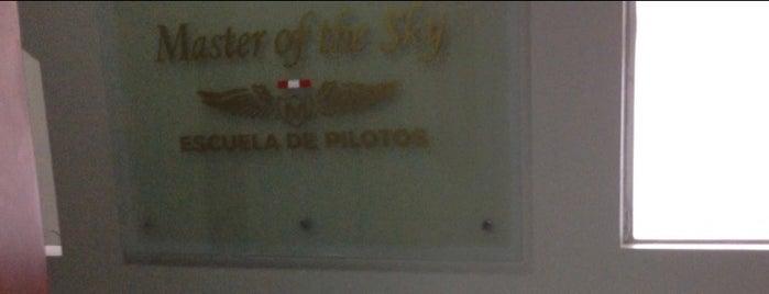 Master Of The Sky is one of Orte, die Erikito gefallen.