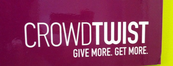 CrowdTwist is one of Silicon Alley.