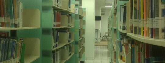 Perpustakaan UBM is one of RUTINITAS.