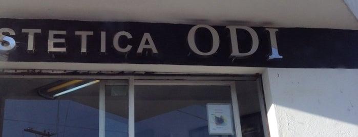 Estetica Odi is one of Locais curtidos por Liliana.