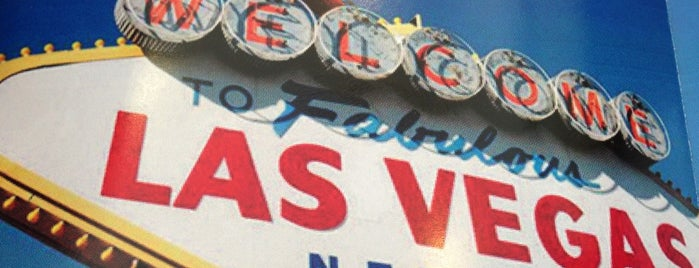 Las Vegas is one of Historic Route 66.