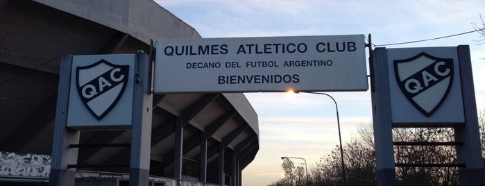 Estadio Centenario José Luis Meiszner (Quilmes Atlético Club) is one of Estadios de Fútbol de Argentina.