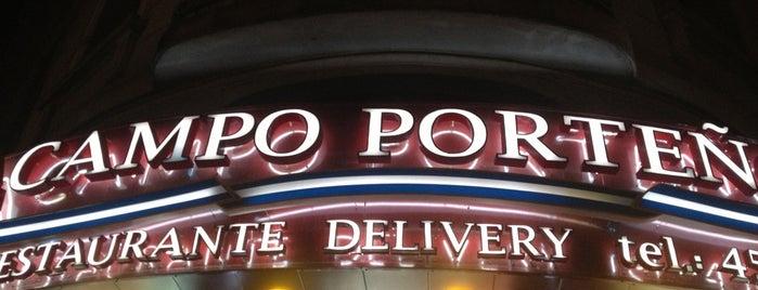 Campo Porteño is one of RESTO & BAR.