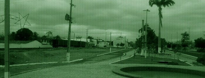 Calçadão is one of Eu estivem aqui.