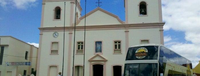 Igreja Matriz Maranguape is one of Lugares guardados de Arquidiocese de Fortaleza.